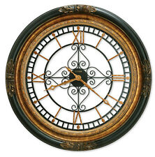 "HOWARD MILLER - 37"" GALLERY WALL CLOCK ""ROSARIO"" 625-443    625443"