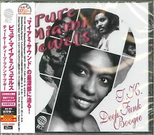 V.A Pure Miami Jewels : T. K. Foncé Funk Boogie-Japan CD Ltd / Édition B63