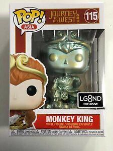 Funko pop vinyl Monkey King legend China Con exclusCon