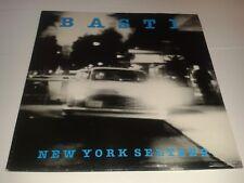 "Basti – ""New York Seltzer""  12"" EP (1989) EX  / Have Found X-ray Machine / LOT4"