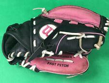 "Wilson Fast Pitch 11"" A0440 11-Pb Pink/Black Right Softball Glove"