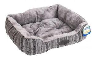 Large Medium Small Dog Calming Soft Pet Bed Waterproof Washable Bassinet
