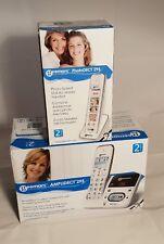 Geemarc PACK Mobility 295 Schnurloses Seniorentelefon Anrufbeantworter