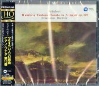 SVIATOSLAV RICHTER-SCHUBERT: WANDERER FANTASIE. ETC.-JAPAN HQCD C00