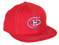 MONTREAL CANADIENS NHL ZEPHYR THREAT FLAT FITTED HAT/CAP 7 3/8 NEW