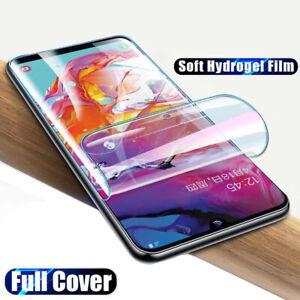 Full Cover Hydrogel Film Screen Protector Film For Sony Xperia 10 5 XZ 1 XA2 L3