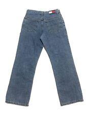 Tommy Hilfiger Women's Jeans Vintage 90s 11/12 Flag Logo Mom