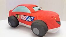 Nascar Licensed Kellytoy Red Plush Car New with Tag Racing   (P2)