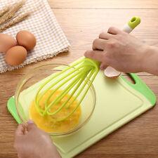 Twist 2 in 1 Silicone Rührbesen Schneebesen Ei drehen Beater Mixer Küchenhelfer