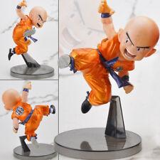 New DBZ Dragon Ball Z SCultures Krillin Kuririn Metallic Color Figure 12cm NoBox