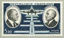 Timbre Poste Aérienne PA46b Neuf** Daurat/Vanier (variété gomme tropicale) 1971