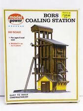 "Model Power Ho U/A ""Bors Coaling Station"" Plastic Model Kit #410"