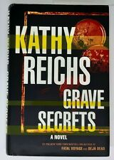 Grave Secrets, Hardcover by Reichs, Kathy, 2002 Hardcover
