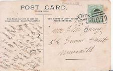 Genealogy Postcard - Family History - Gray - Snow Street - Newcastle 2887