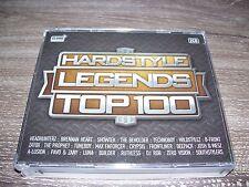 Hardstyle Legends Top 100 * HOLLAND 2 CD SET 2012 * NEW