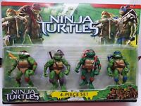 Teenage Mutant Ninja Turtles TMNT 4PCS Donatello Michelangelo Raphael Leonard AU