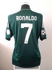 Cristiano RONALDO #7 Real Madrid Euro 3rd Football Shirt Jersey 2012/13 (XL)