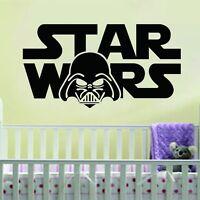 Star Wars Wall Decor Removable Vinyl Decal Kids Wall Sticker Home Art DIY II