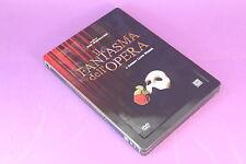 [LA2-43] DVD- IL FANTASMA DELL'OPERA - ROSSUM/RICHARDSON/BUTLER-STEELBOX-OTTIMO