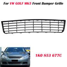 Car Front Center Bumper Lower Grille For VW Jetta GOLF MK5 05-09 1K0 853 677C