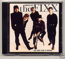 """FIXX """"One Thing Leads To Another"""" Greatest Hits CD"""