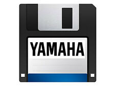 YAMAHA tx16w campionatore-OS-TYPHOON 2000-DISCO di avvio-FLOPPY DISK