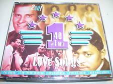 40 nummer # 1 hits the love songs ( 2cd 2000 )
