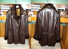 cappotto in cocco sintetico
