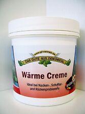 Wärme Creme extra heiß - 4Dosen a) 200 ml - IT