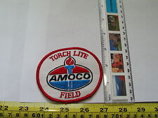 Amoco Tourch Lite Field Patch Badge  (5030)