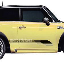 Adesivi Mini Cooper - Tuning Auto Adesivi Auto Coo021 - racing decals