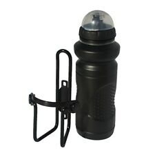 Cycle Cage Bracket and FREE 500ml Drink Bottle Alloy Frame Holder Bike Bicycle