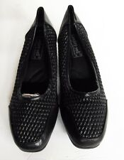 Women's Comfort-Well By Beacon Stretch-N-Form Black Pumps Shoes Size 8M