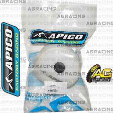 Apico Dual Stage Pro Air Filter For Honda CR 125 1989 89 Motocross Enduro New