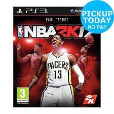 NBA 2k17 - Ps3 PlayStation 3