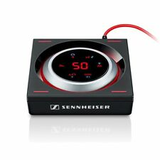 Sennheiser GSX 1000 Gaming Audio Amplifier w/ 7.1 Surround Sound for PC Mac