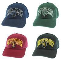 5705ff41a0fc96 New Harry Potter Gryffindor-Slytherin-Hufflepuff-Ravenclaw Mens Unisex OSFA  Hat