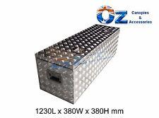 Aluminium Toolbox Ute Truck Tray Trailer Caravan Storage Tool Box