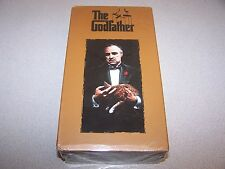 The Godfather (VHS, 1997, 2-Tape Set, Closed Captioned) NEW VHS
