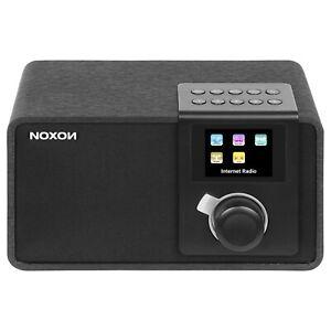 Noxon iRadio 410+ DAB/DAB+, UKW, Internetradio, TFT Farbdisplay schwarz