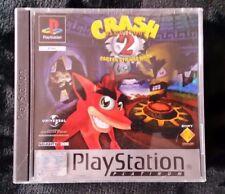 Crash Bandicoot 2: Cortex Strikes Back (Sony PlayStation 1, 1999)