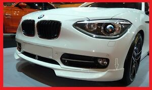 BMW 1 F20 - FRONT SKIRT / SPOILER / LIP A.C. look +++NEW+++NEW+++NEW+++