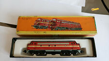 Spur TT Lok, Diesel m61 co co, MAV, Zeuke, nella scatola originale