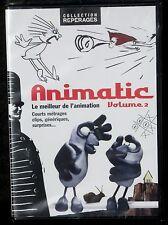 Sealed DVD Animatic volume 2 Repérages