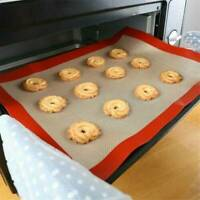 Silicone Baking Mat Sheet Bakeware Oven Liner Pad Non Stick Cookie Tray Mat *1