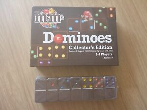 M&M's Dominoes Collector's Edition *Sealed Dominoes*
