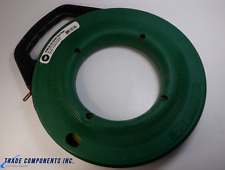 "GREENLEE FTN536-50 50' 3/16"" NYLON FISH TAPE"