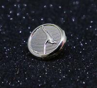 Pin QANTAS AUSTRALIA golden logo metal Pin for Crew, Pilots, Ground Staff