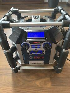 Bosch GML 50 TOP Pro Core Professional Baustellenradio Radio 18v 14,4v Bosch