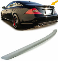 Rear boot trunk spoiler lip for Mercedes CLS W219 C219
